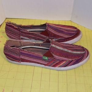 Sanuk vagabond Loafers
